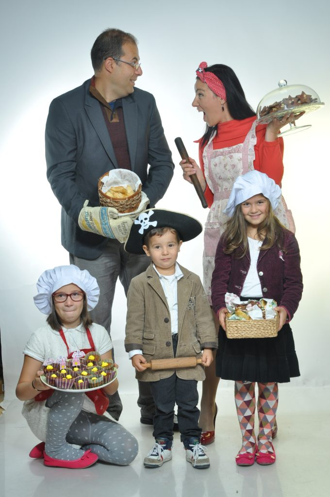 Малкият готвач - кулинарна школа за деца